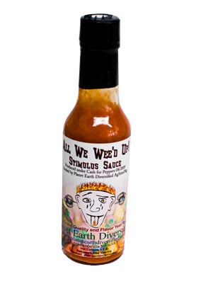 Our New Stimulus Sauce